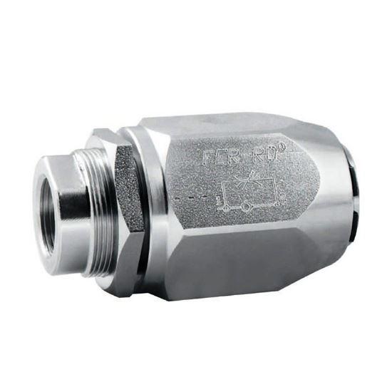 FCCV Serisi Volan Tip Hız Ayar Valfi (Çekli) resmi